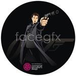 007 film character vector