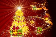 Link to01 gorgeous christmas background vector