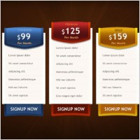 Link to01psd layered price list template