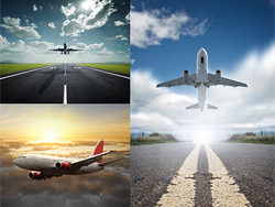 Link to1} {planes fly-horizon hd pictures