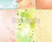 Link to10 fantasy wedding background vector