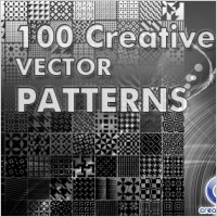 Link to100 creative vector design patterns