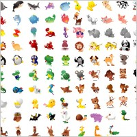 Link to100 nice animals