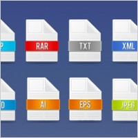 Link to12 free psd file icons