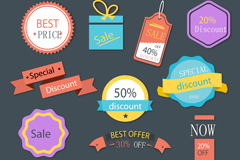 Link to13 discount sale tag vector