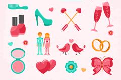 Link to16 fresh wedding icon vector