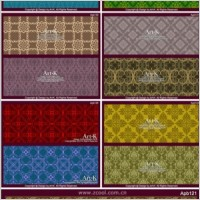 Link to18 of the retro elegant lace pattern vector