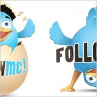 Link to2 awesome twitter icons icons pack