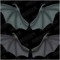 Link to2 bat wings psd layered