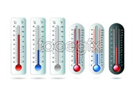 Link to2 blood pressure measuring instruments vector
