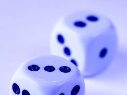 Link to2 dice picture material