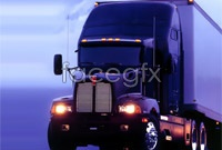 2 large goods vehicles hd picture