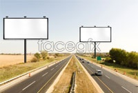 Link to2 road outdoor billboard hd picture