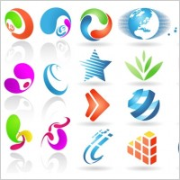 Link to2 sets of utility icon vector graphic
