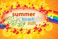 Link to2 summer dynamic vector