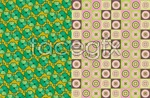 Link to2 tiled background vector