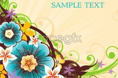 vector pattern fashion style vintage 2