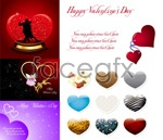 Link to2010 valentine's day vector