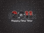 Link to2011 new year vector