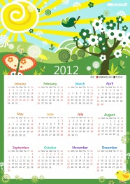 Link to2012 desktop calendar pictures download
