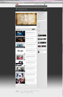 Link to2012 youtube background psd template