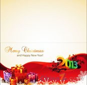 Link to2013 christmas cards designs vectors