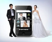 Link to2013 korea happy wedding psd