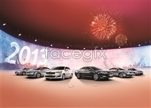 Link to2013 new car listing advertising psd