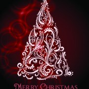 Link to2014 abstract christmas tree design vector 06