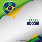 Link to2014 brazil world football tournament vector background 01 free