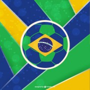 Link to2014 brazil world football tournament vector background 03 free