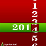 Link to2014 digital new year greeting cards vector