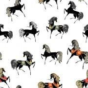 Link to2014 horses seamless patterns vector 04