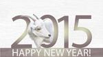 Link to2015 creative sheep head vector