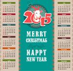 Link to2015 sheepshead calendar vector