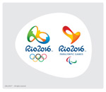 Link to2016 paralympic games emblem vector