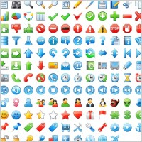 Link to24x24 free application icons icons pack