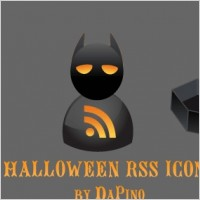 Link to3 halloween rss icons