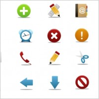 Link to30 free office icons icons pack