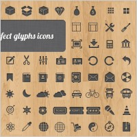 Link to350 free vector web icons
