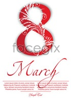 Link to38 women's day vector 3