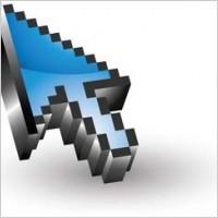 Link to3d arrow cursor vector, adobe illustrator cursor vector, cursor ai vector