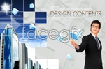 Link to3d box business presentations psd