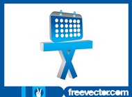 Link to3d corporate character vector free