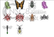 Link to3d crystal animals icons