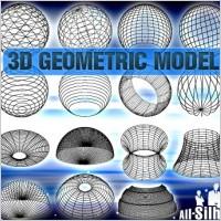 Link to3d geometric models