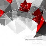 Link to3d geometry shiny background graphic 01 free