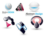 3d graphics icons