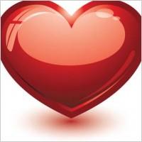 Link to3d heart vector, heart vector ai illustrator, photoshop heart design ai vector, love sign heart vector