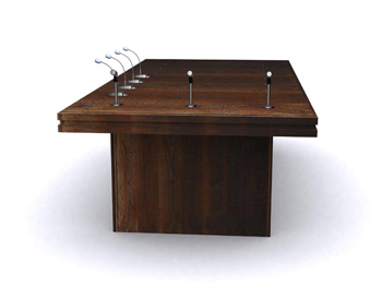 Link to3d model for lecture tables